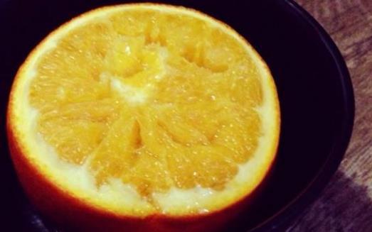 煮橙子汁的功效和作用 预防胆固醇升高减少动脉硬化
