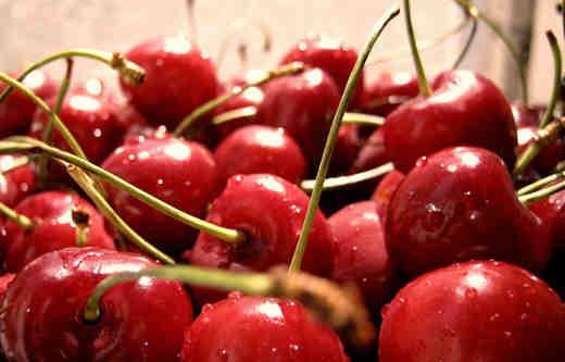 常吃樱桃有哪些好处