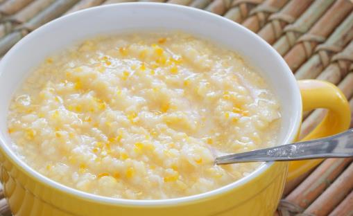 玉米面易于消化补脾健胃 创新家常玉米粥的做法教程